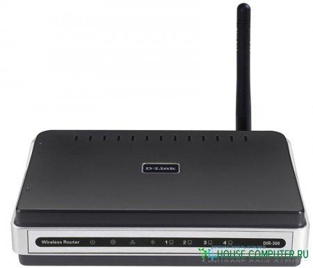 Настройке роутера D-Link DIR-300 на примере провайдера NetByNet
