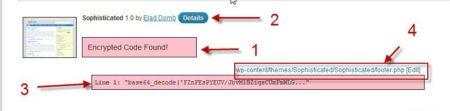Как раскодировать footer сайта на базе WordPress и избавиться от скрытых и рекламных ссылок. Плагин TAC.