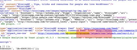 Как узнать, какие плагины используются на сайте WordPress